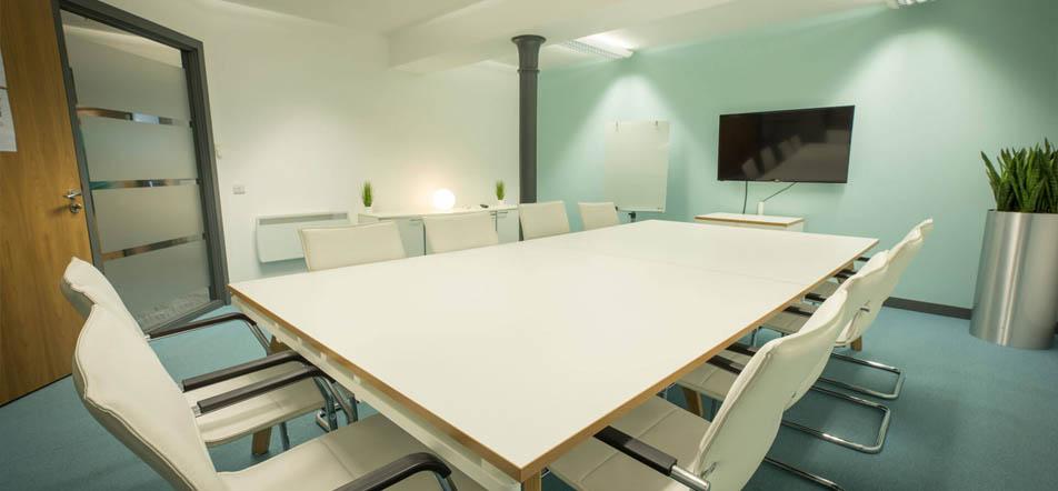 Boardroom & Meeting Space