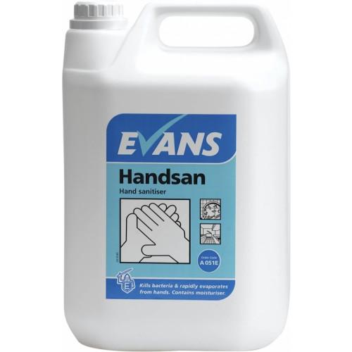 Hand Sanitiser Refill  5 Litre 70% Alcohol-Based Hand Disinfectant