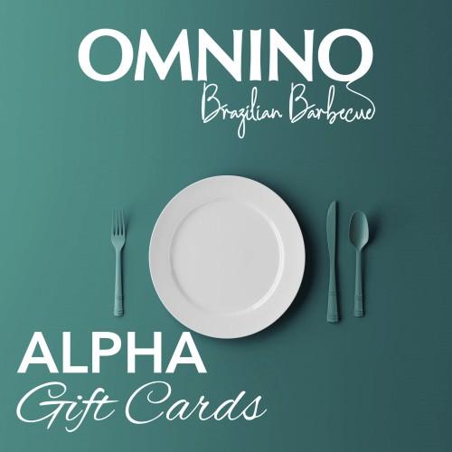 Omnino Steak House - Brazilian Barbecue (Leadenhall)