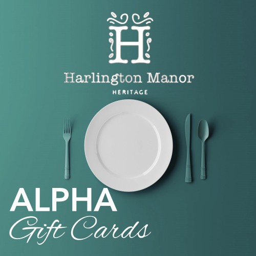 Harlington Manor - Gift Card