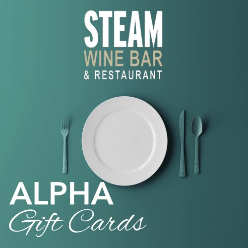 Steam Wine Bar - Gift Card