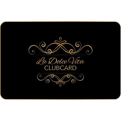 La Dolce Vita Clubcard