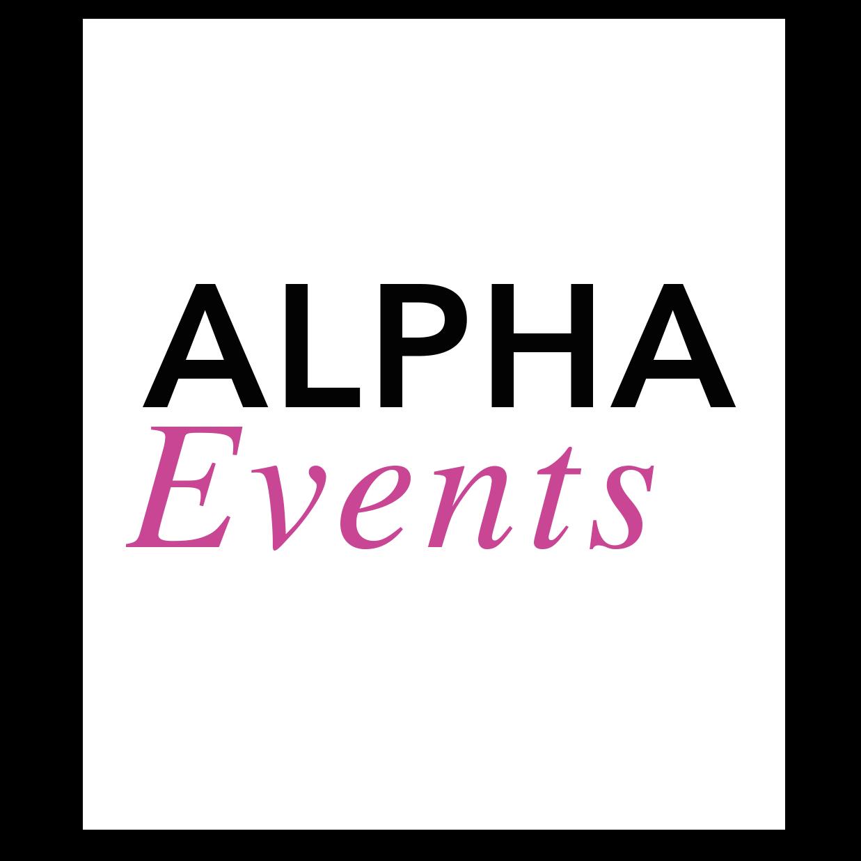 Alpha Events