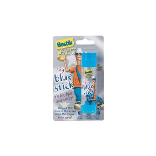 Bostik Big Blue Stick 36g carded