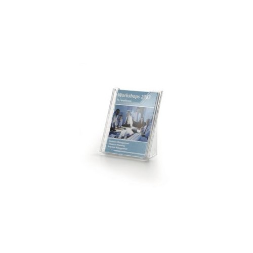 Durable Brochure Disp A4 single
