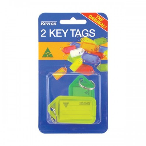 Kevron Clicktags carded 2s Bx10
