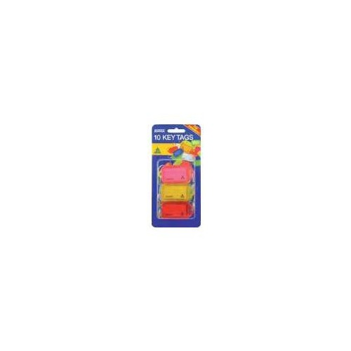 Kevron Clicktags carded 10s Bx10