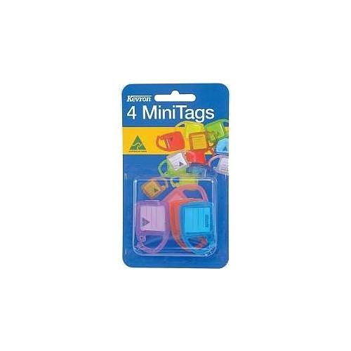 Kevron Minitags carded 4 Bx10