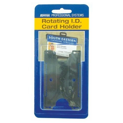 Kevron Rotating ID Card Holder Box of 10