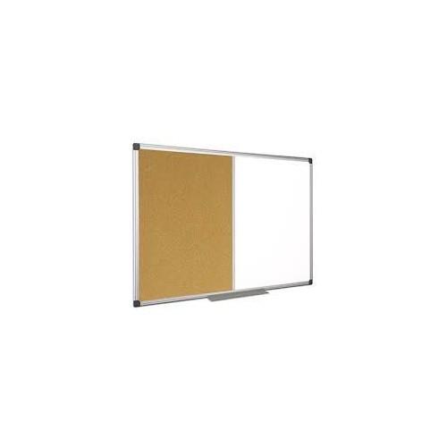 Maya Wipe/Felt Combo Board 90x60cm Red Non-Mag
