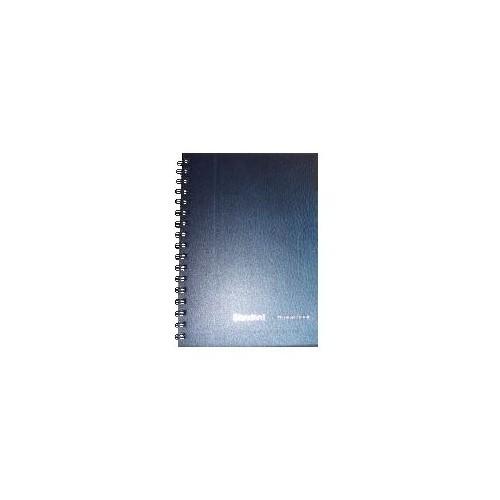 Standard Wiro PP Feint Book A5