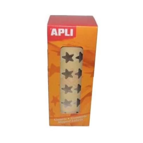 Apli Stars big & small Stardust 2360pcs