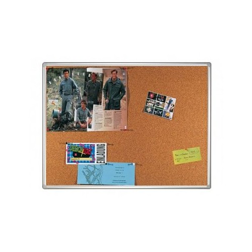 Cork-Pinboard PRO 90x60cm