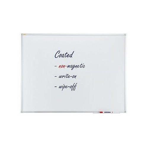 Whiteboard Xtra non-Magn 120x120cm