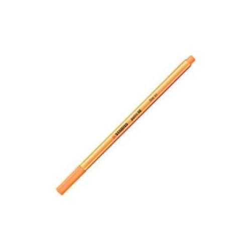 Stabilo 88/54 Finepen Orange Bx10