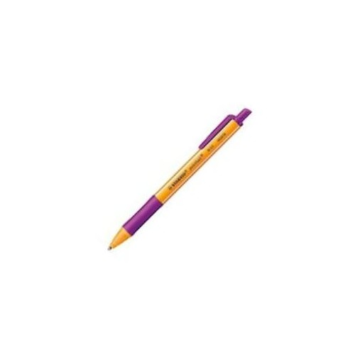 Pointball Pen Lilac Bx10