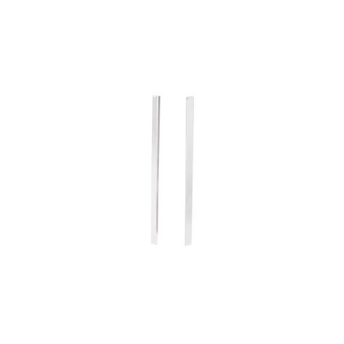 GBC A4 Slide Binders 5mm white Pk25