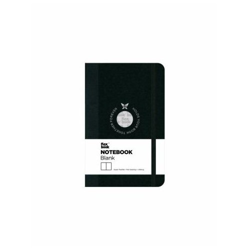 FlexBook 9x14 Blank black