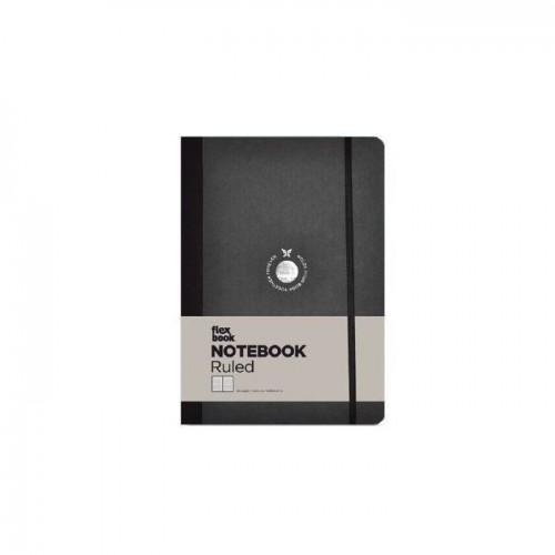FlexBook  9x14 Ruled black