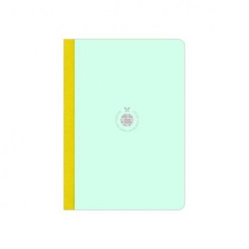 Flex Smartbook 13x21 LBlue/Yel
