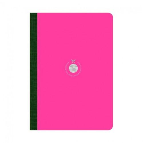 Flex Smartbook A4 Pink/Grn