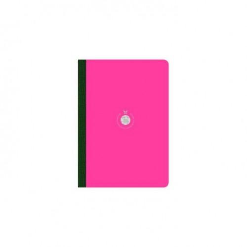 Flex Smartbook 9x14 Pink/Grn