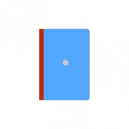 Flex Smartbook 9x14 Blue/Orange
