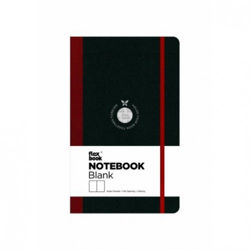 Flexbook 13x21 Blank Red Pk3