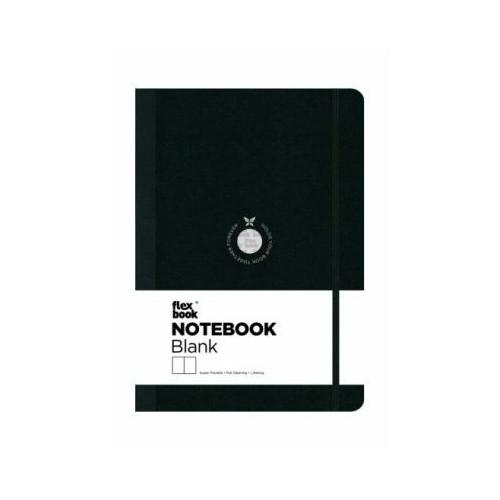 Flexbook 17x24 Blank Black Pk3