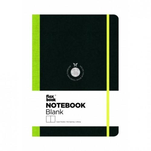 Flexbook 17x24 Blank Grn Pk3