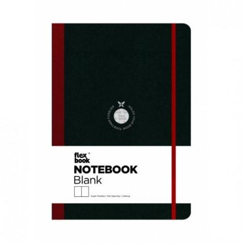 Flexbook 17x24 Blank Red Pk3