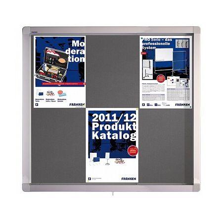 Glazed Notice Boards