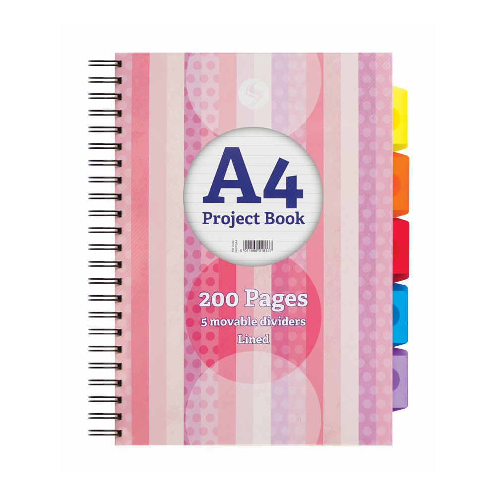 Project Books