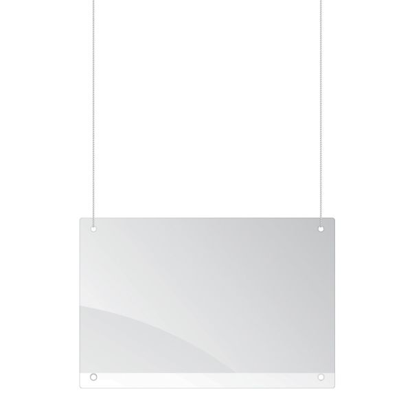 Suspended Screens