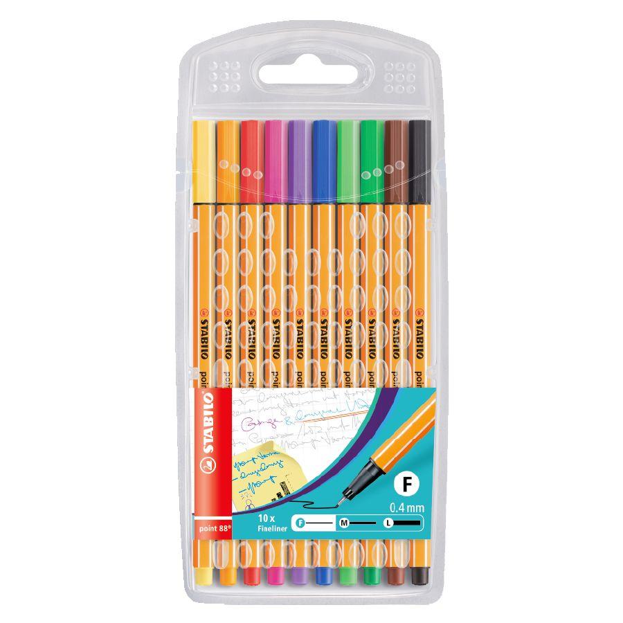 Fineliner & Felt Tip Pens