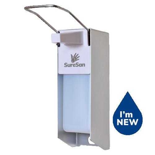SureSan Elbow Sanitizer Dispenser