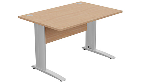 Straight Desks