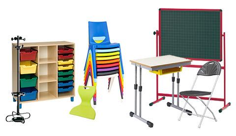 School & Education Furniture