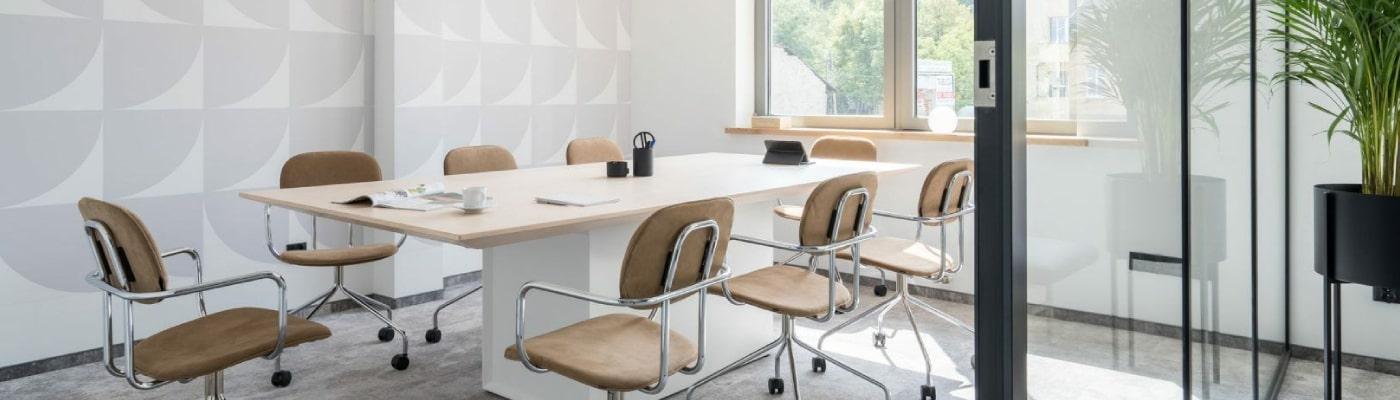 FAQs Office Meeting Room