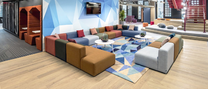 Home Page Banner - Breakout Area Seating and Furniture
