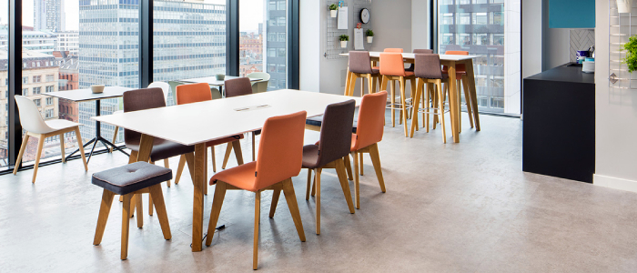 Home Page Banner - Canteen furniture