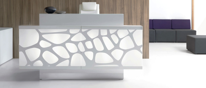 Home Page Banner  - Reception Desk Counters