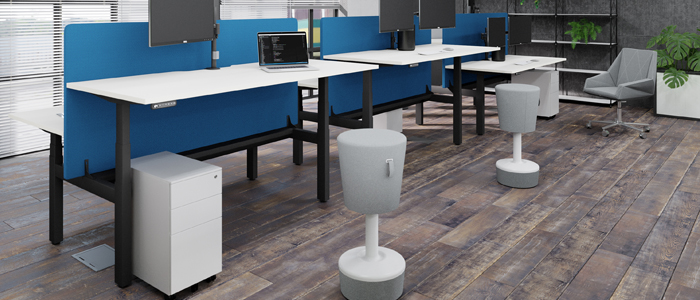 Home Page Banner - Offfice Sit Stand Desks for Sale