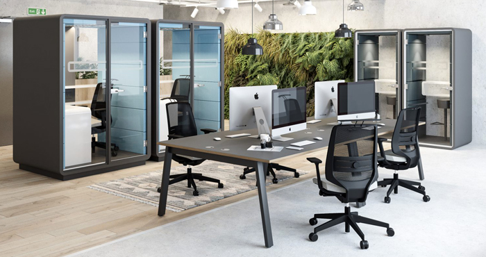 Home Page Banner - Desking Furniture