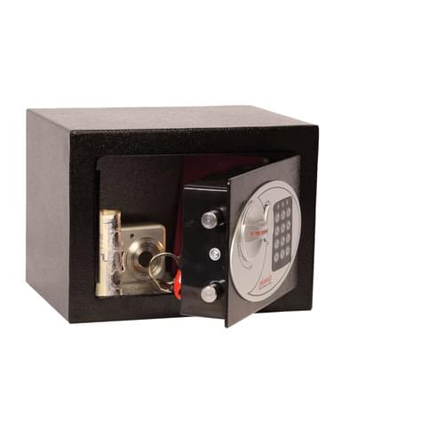 Phoenix Compact Home Office SS0721E Size 1 Security Safe with Electronic Lock by Phoenix, SAF006