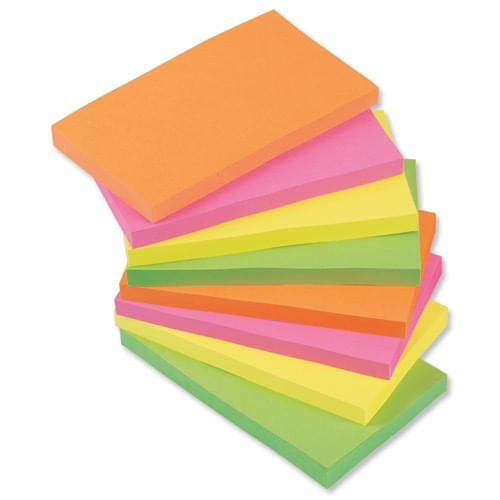 Remove it Notes 3x5 Neon Pk12 by , OSG1111