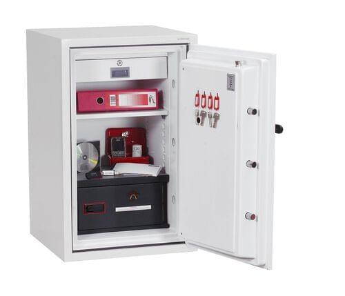 Phoenix Datacombi DS2502K Size 2 Data Safe with Key Lock by Phoenix, PSDS2502K