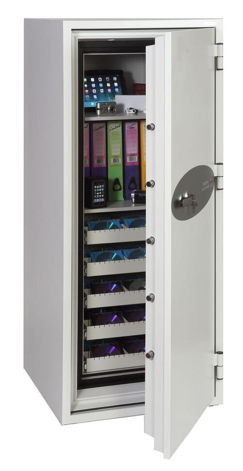 Phoenix Data Commander DS4622K Size 2 Data Safe with Key Lock by Phoenix, PSDS4622K