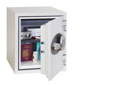 Phoenix Titan FS1282E Size 2 Fire & Security Safe with Electronic Lock by Phoenix, PSFS1282E