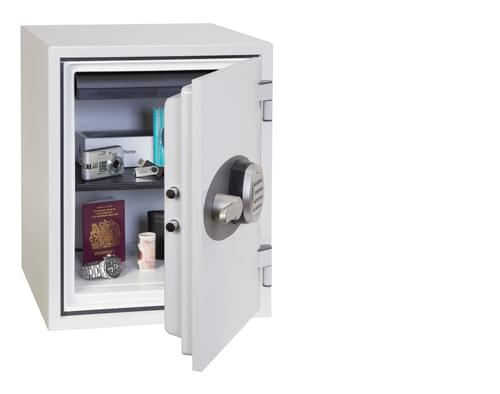 Phoenix Titan FS1283E Size 3 Fire & Security Safe with Electronic Lock by Phoenix, PSFS1283E